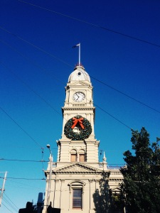 North Melbourne Clock Tower