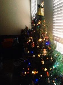 The Dunwoodie Christmas Tree