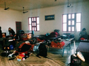 Our Indian Dormitory