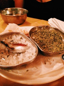 The Classic Indian Palate Cleanser