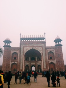 The Gateway To The Taj Mahal