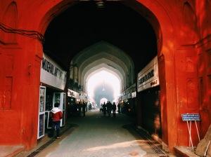 The Red Fort Bazaar
