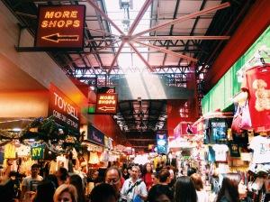 Bugis Street Markets