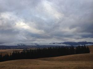 Mount Michael Road Lookout