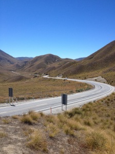 The Lindis Pass
