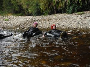 Chris & Lisa Float On