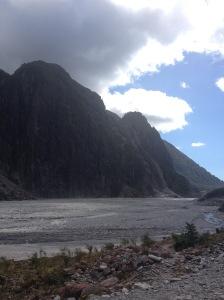 Fox Glacier Cliffs