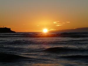 Greymouth Sunset