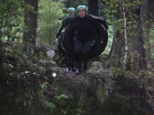Sue's Cliff Jump