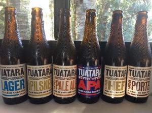Tuatara Beers