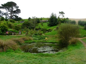 Crowds In Hobbiton