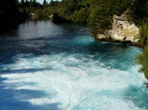 Huka Falls Plungepool