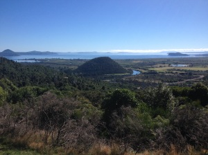 Lake Taupo Lookout