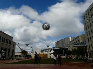 Modern Art in Wellington