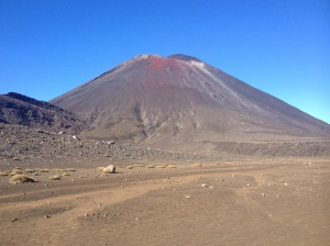 Mount Ngauruhoe from The Southern Crater