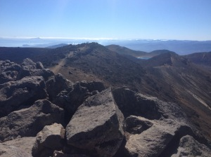Mt Tongariro Summit Track