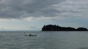 Sue In The Single Kayak