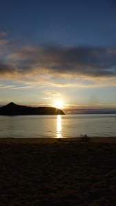 Sunrise On Apple Tree Bay