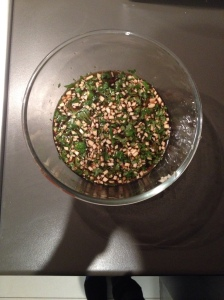 Ale And Coriander Marinade