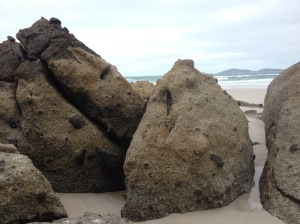 Cookie Boulders