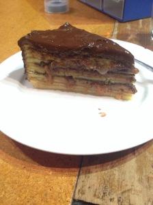 Jamie Oliver's Jaffa Cake