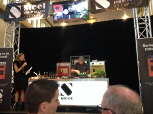 Joseph Abboud Cooking With Beer
