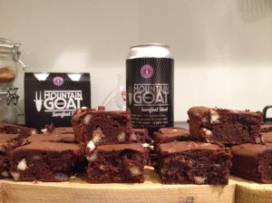 Surefoot Stout Chocolate Brownies