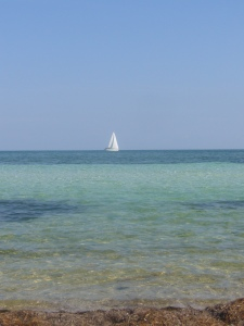 A Yacht In Florida Keys