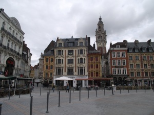 French Architecture in Lille
