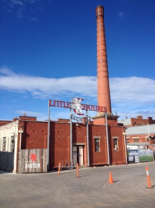 The Little Creatures Brewery in Geelong