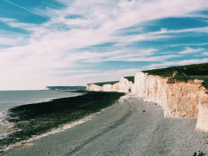 The View From Birling Gap