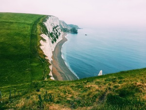 Bat's Head Cliffs