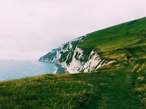 White Nothe Cliffs