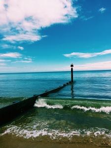 Waves and Groynes