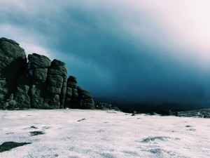 The Storm on the Moor