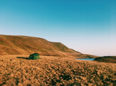 Morning In The Brecon Beacons
