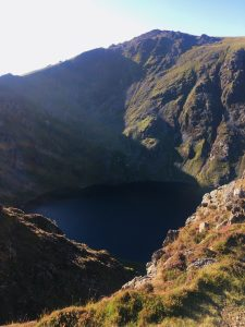 Inside The Walls of Cadair Idris