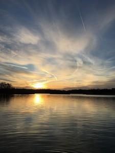 Sunrise Over Fleet Pond