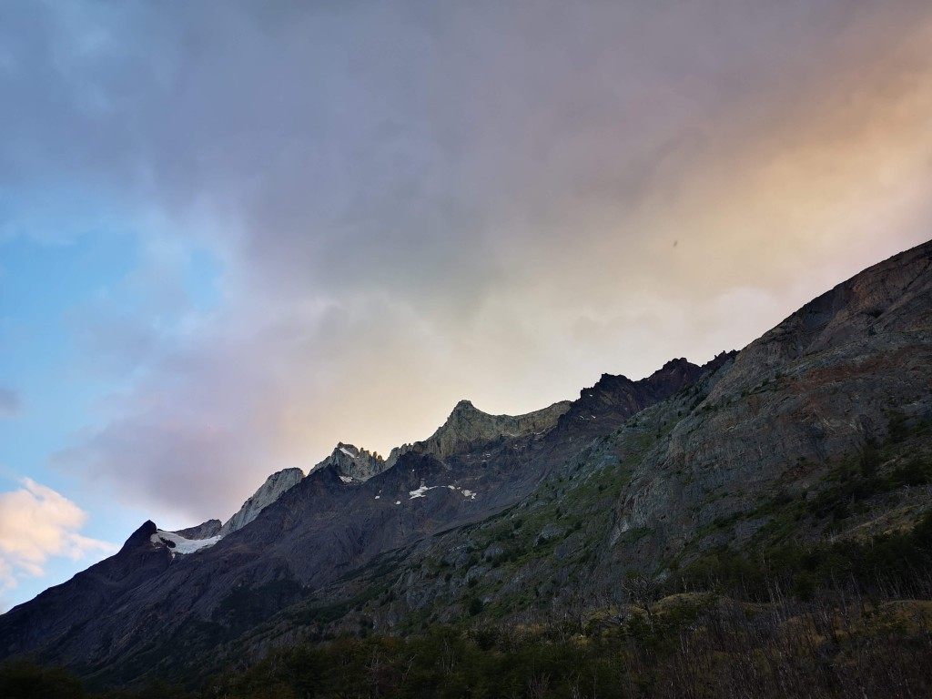 Dawn in Torres Del Paine