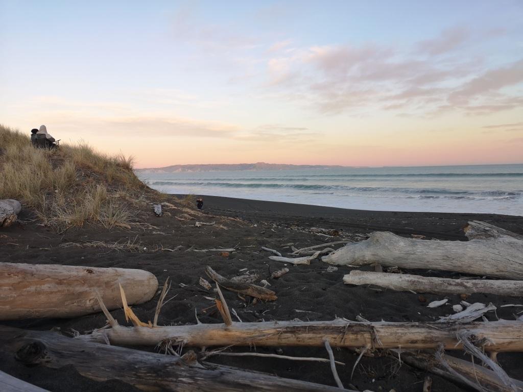 Blucks Pit Road Beach