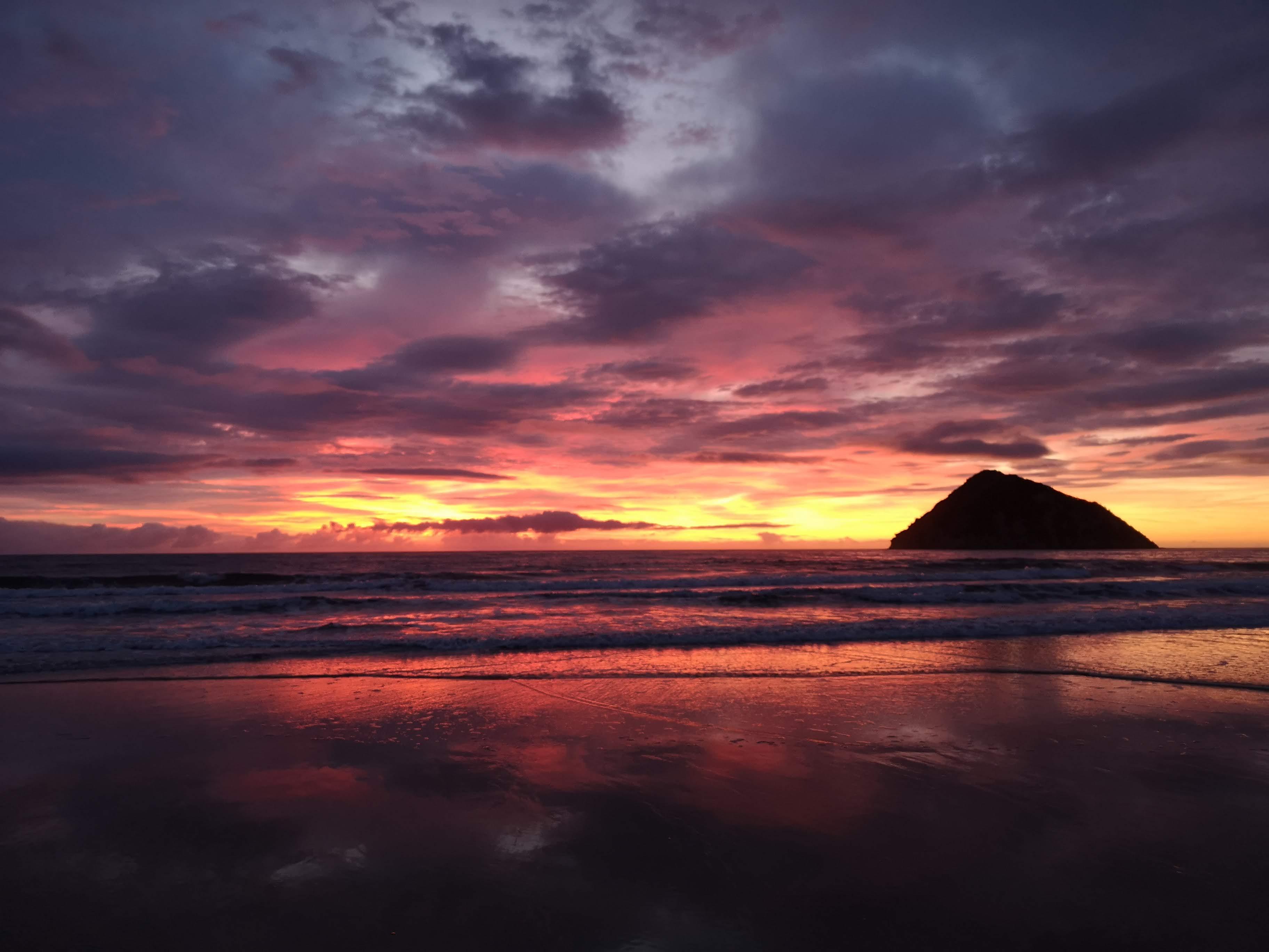 Anaura Bay Sunrise