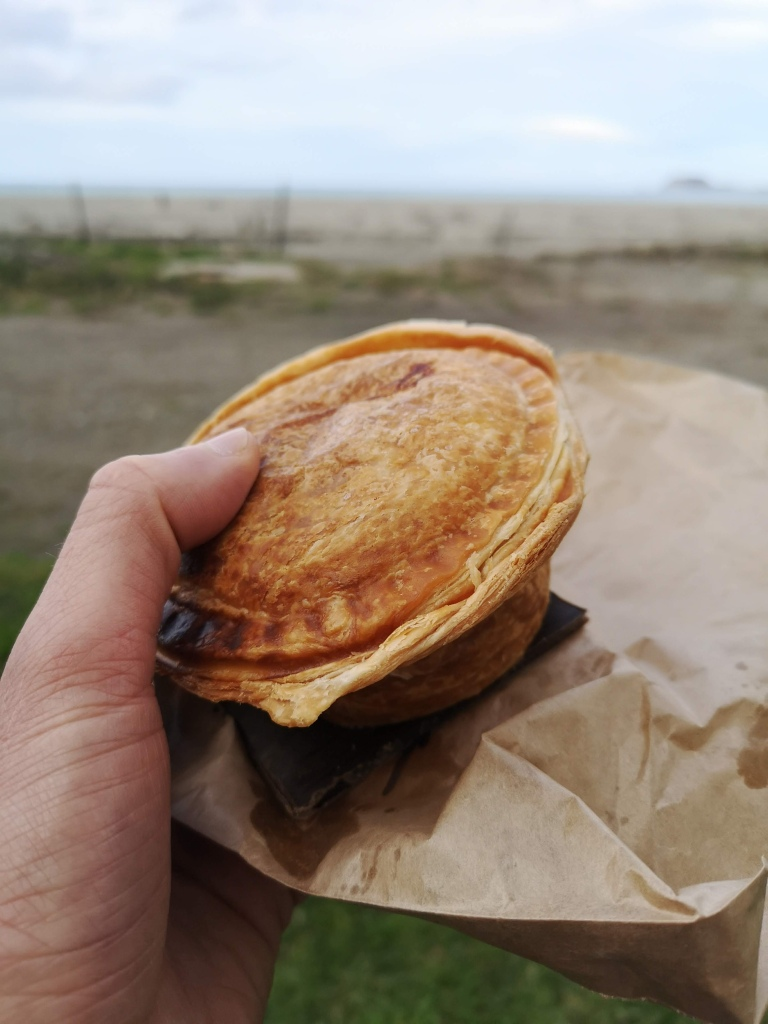 Cafe 35's Pāua Pie