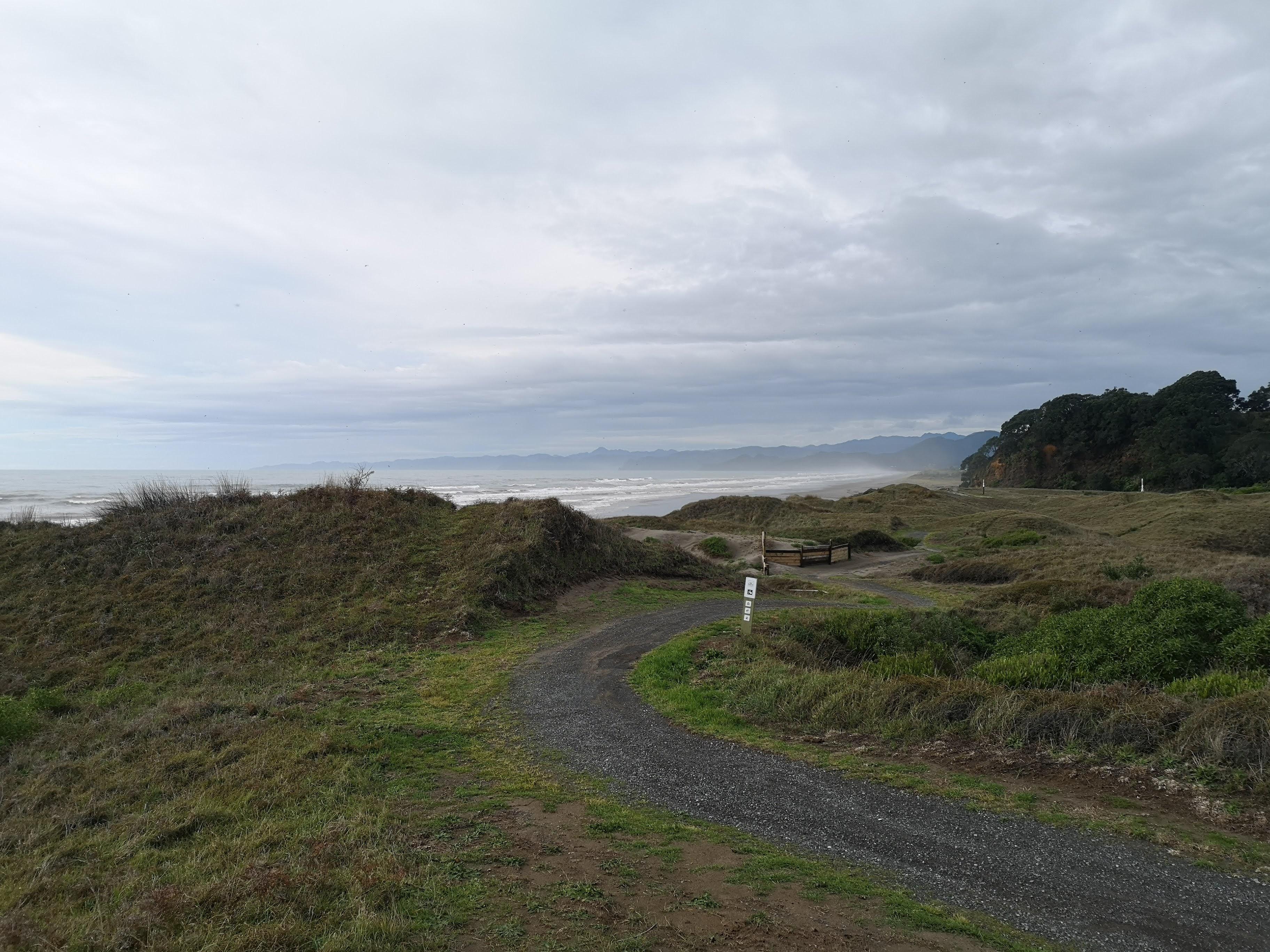Motu Dunes Trail