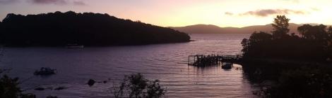 Stewart Island Sunset